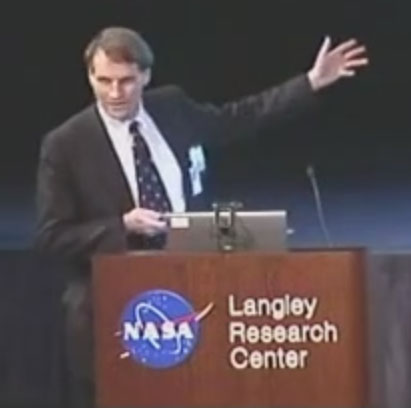 Dr Paul Tinari NASA Talk April 2009
