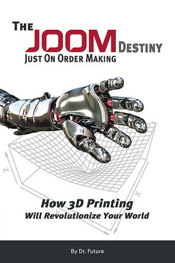 Dr. Tinari's New Book on the Future Impacts of 3D Printing on Society